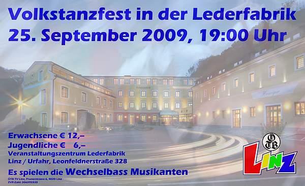 Tanzfest Lederfabrik