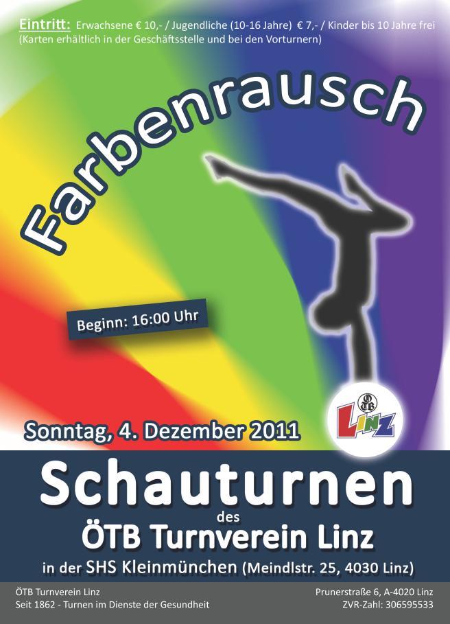 ST2011 Turnen im Farbenrausch